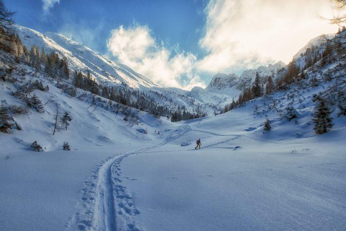 Skialp na Kerschkern – príroda ako modlitba