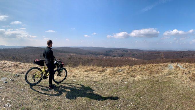 Karpatská jarná cyklotúra